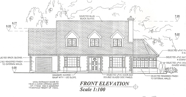 Irish House Plans Ie House Plans Home Designs